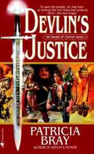 Devlin's Justice (The Sword of Change, Book 3)