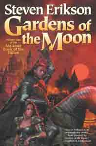 Gardens of the Moon (Malazan Book of the Fallen 1)