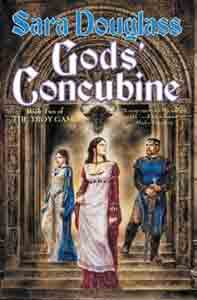 Gods' Concubine (The Troy Game, Book 2)