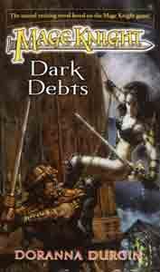Mage Knight 2: Dark Debts
