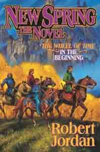 New Spring: The Novel