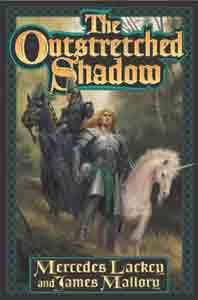 The Outstretched Shadow (The Obsidian Trilogy, Book 1)