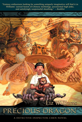 Precious Dragon: A Detective Inspector Chen Novel
