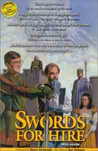 Swords for Hire: Two of the Most Unlikely Heroes You'll Ever Meet