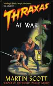 Thraxas at War