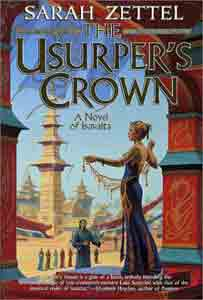 The Usurper's Crown: A Novel of Isavalta